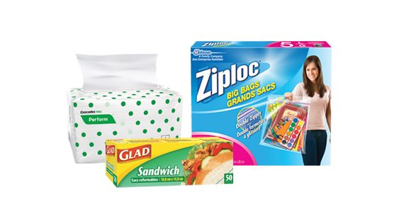 Cafeteria Supplies