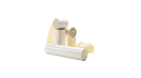 Duplicate Carbonless Paper Rolls