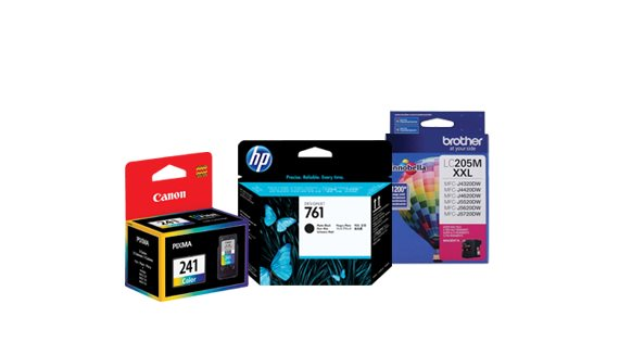 Ink Jet Cartridges