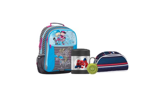 Seasonal School Supplies