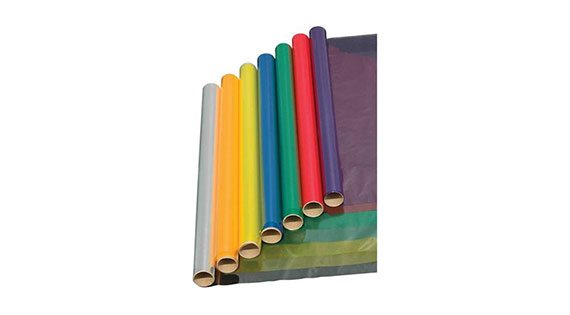 Colour Cellophane Paper
