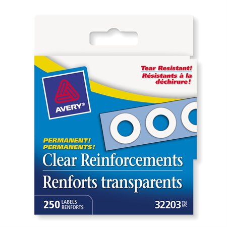 Self-Adhesive Reinforcements