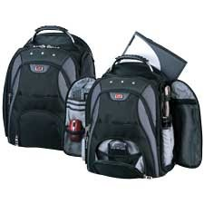 LAPTOP / TABLET BACKPACK BLACK