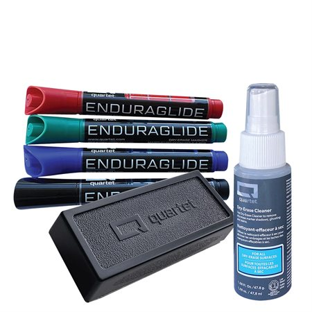 EnduraGlide® Dry Erase Whiteboard Kit
