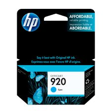 Cartouche jet d'encre HP 920