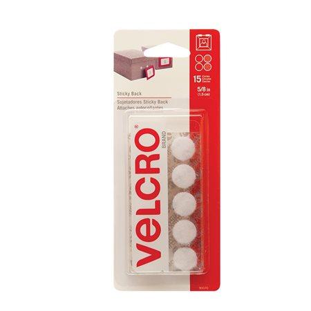 Attaches Velcro®