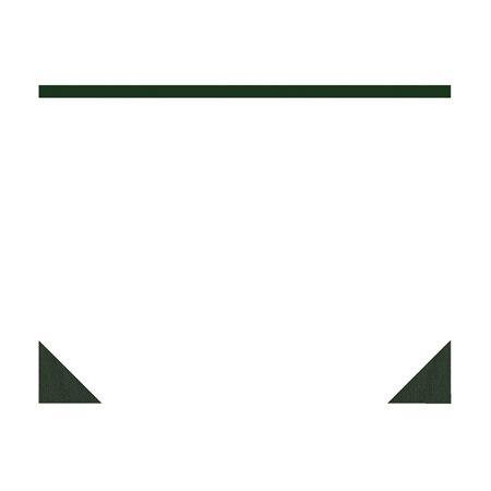 Ecologix® Plain Desk Pad