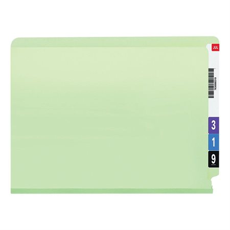 Pressboard End Tab File Folder