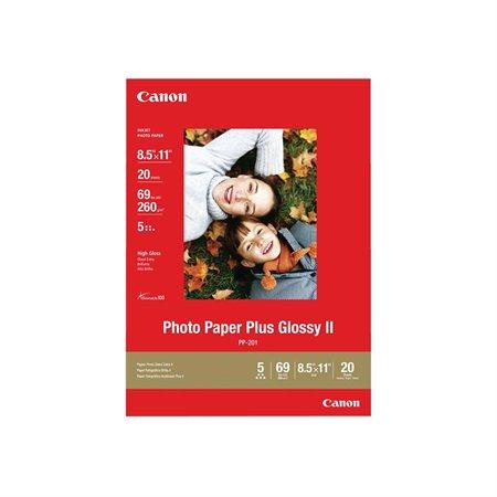 Papier Photo Glacé Plus II