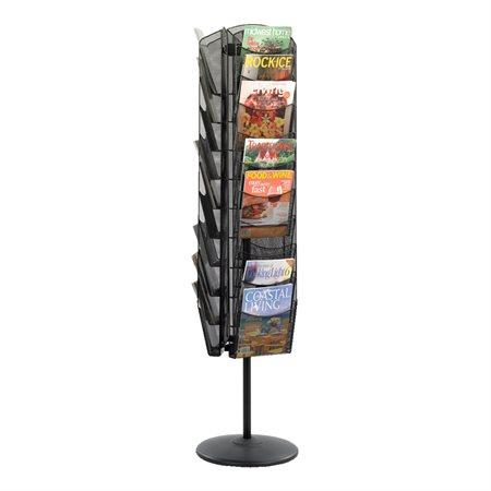 Rotary Magazine Display