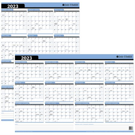 Reversible Wall Planner (2020)