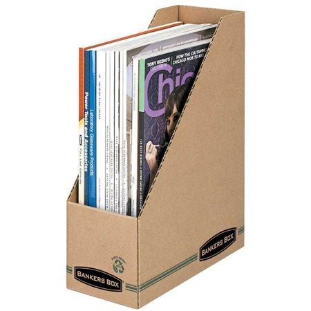 Classeur à revues recyclé