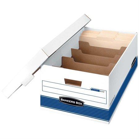 Boîte d'entreposage Stor / File™ DividerBox™