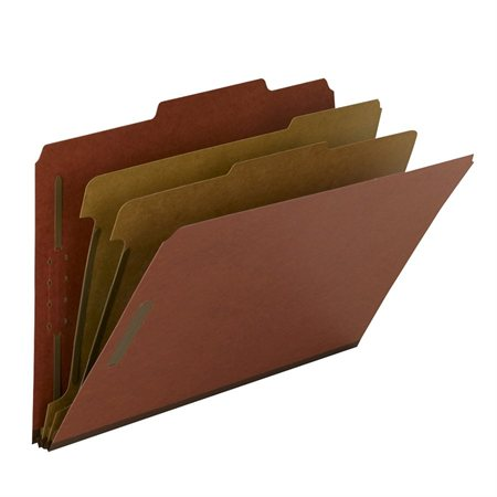 Recycled Classification Folder