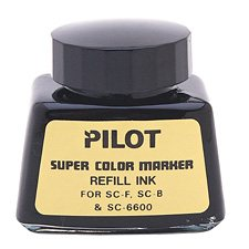 Ink Bottle for Super Color Marker