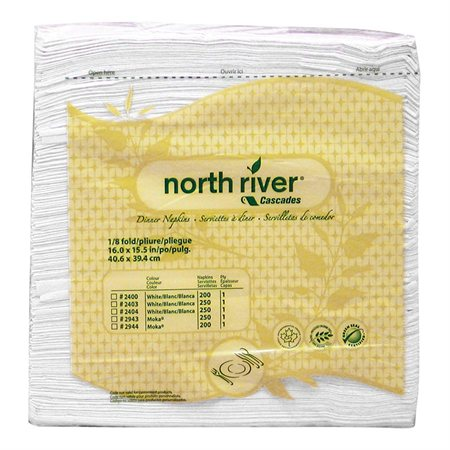 Serviettes de table North River®