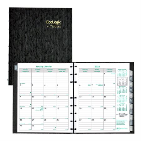 Agenda mensuel EcoLogix® CoilPro™ (2020)