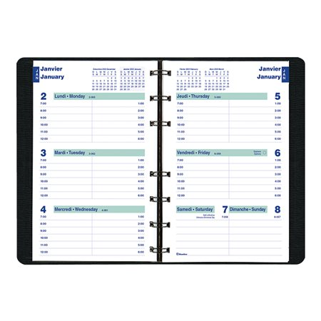 AGENDA 1S / 2P.BIL.INDEX 8X5