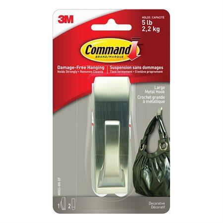 Command™ Metal Adhesive Hook