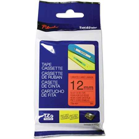 P-Touch TZe Printing Tape Cassette