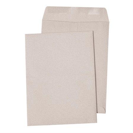 Enveloppe à catalogue Kraft Presser pour sceller