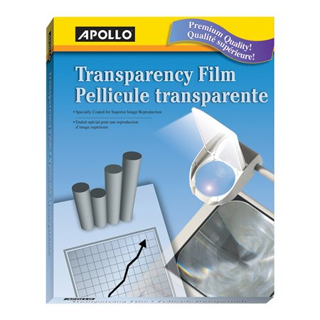 Transparency Film for Colour Laser