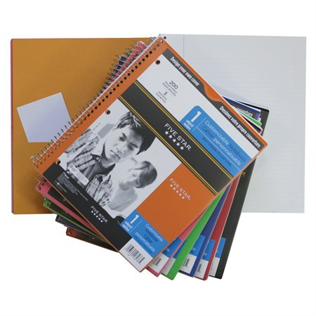 Cahier transparent Five Star®