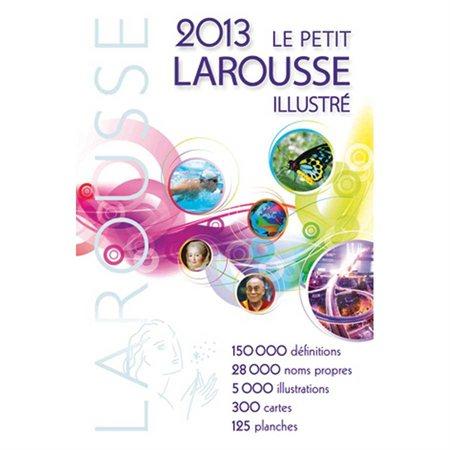 DICTIO.LAROUSSE PETIT ILL.2013