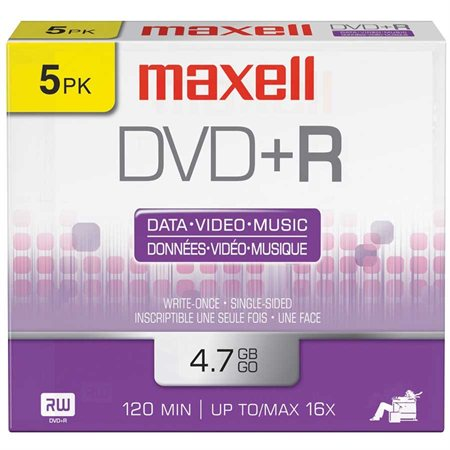 16x Writable DVD+R Disk