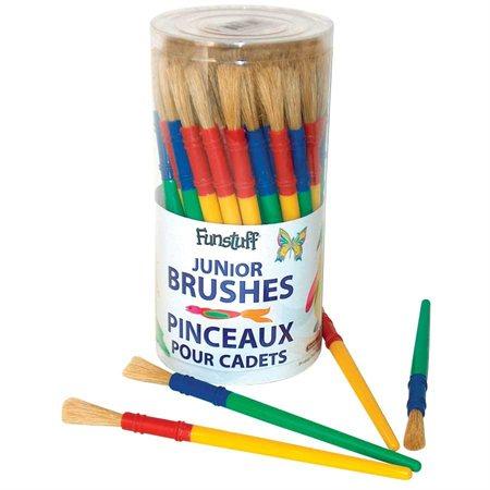 Funstuff Round Hog Bristle Brush