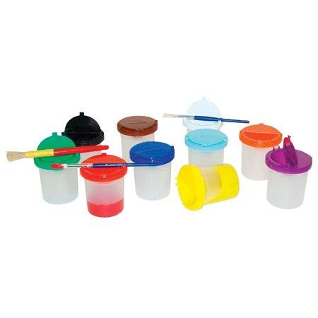 Funstuff Non-Spill Paint Pots
