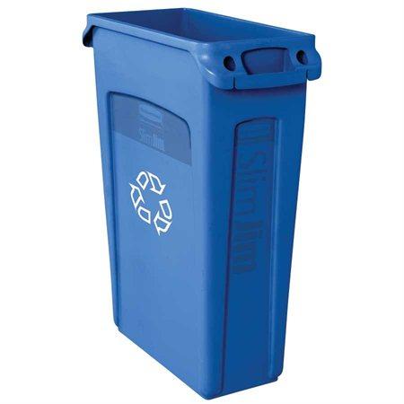 Poubelle de recyclage Slim Jim®