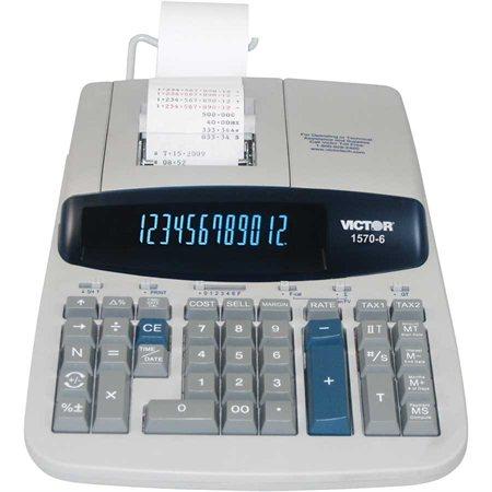 Calculatrice à imprimante 1570-6