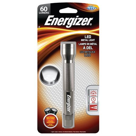 LED Metal Flashlight