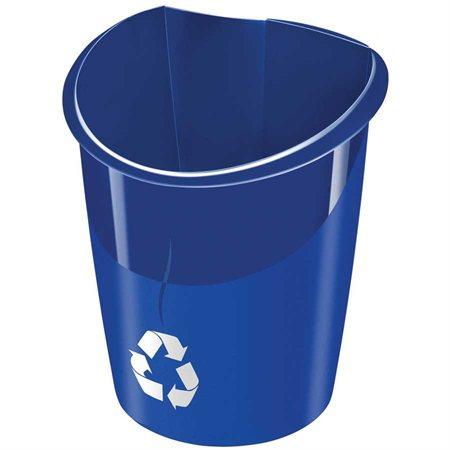 Corbeille de recyclage Ellypse