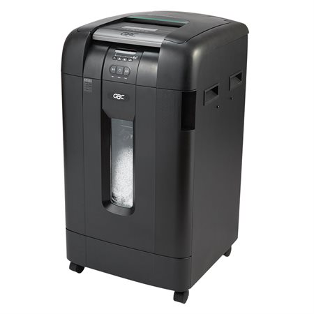 Stack-and-Shred™ 750X Auto Feed Cross-Cut Shredder