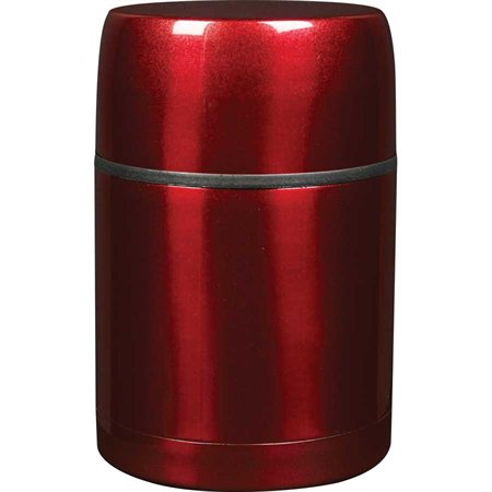 Food Container red