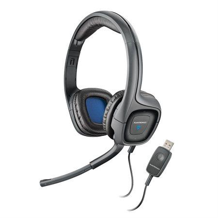 Casque d'écoute PC .Audio 655 DSP