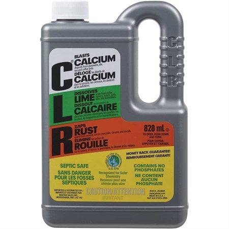 CLR® Calcium / Lime & Rust Remover