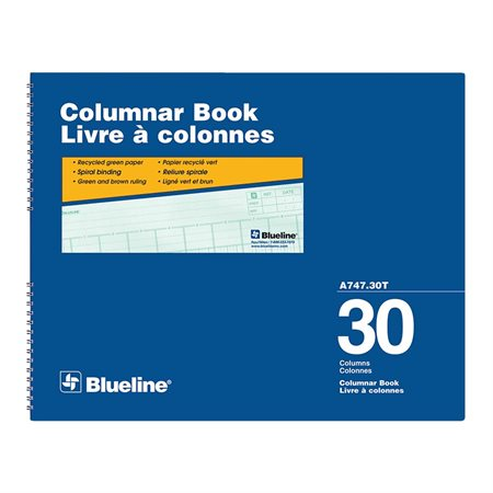 A747 Columnar Book