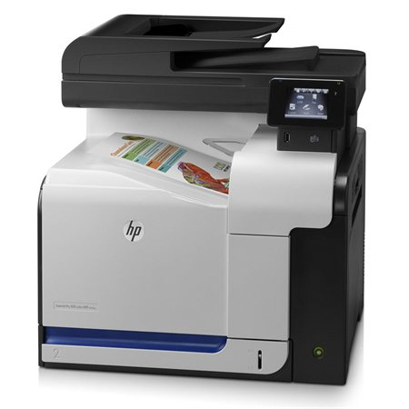 Laserjet Pro M570dn Colour Multifunction Laser Printer
