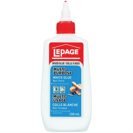 Colle blanche tout usage Lepage®
