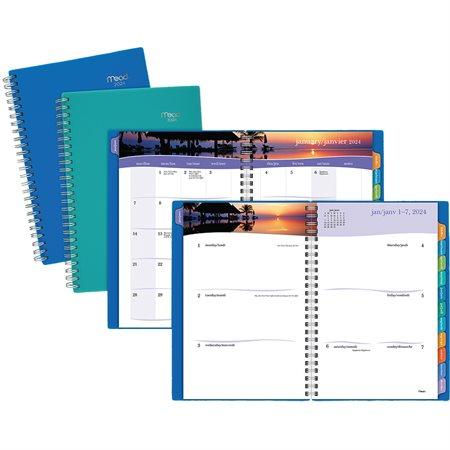 Agenda hebdomadaire / mensuel Tropical Escape (2020)