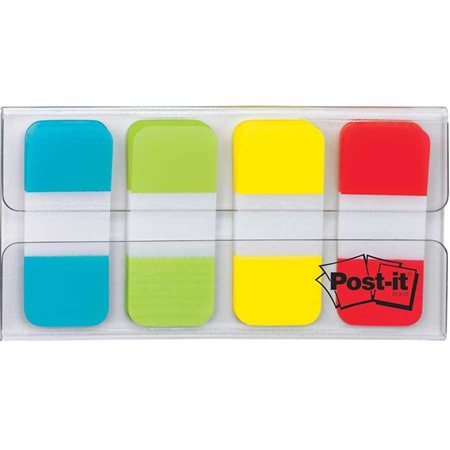 Post-it® 4-Colour Tabs