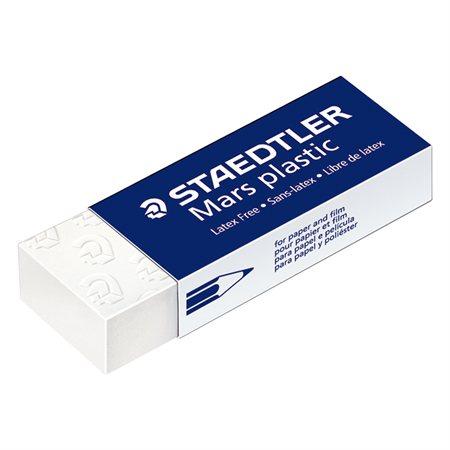 Mars Plastic White Eraser