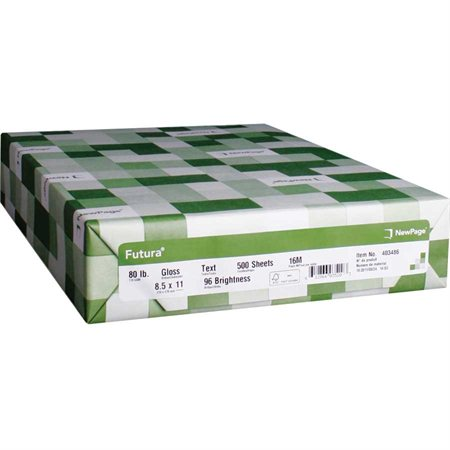 Futura® Laser Gloss Paper