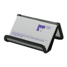 Porte-cartes professionnelles Mesh