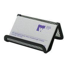 Mesh Business Card Holder