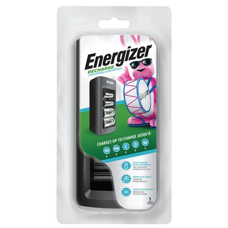 Recharge® Universal Value Battery Charger