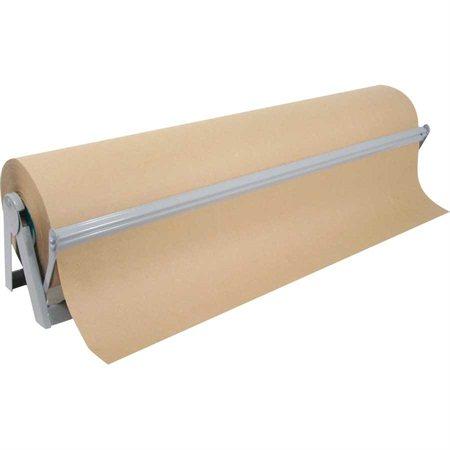 Support dévidoir pour rouleau de papier kraft